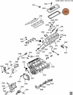 Purchase NEW GENUINE GM VALVE COVER GASKET 92 CORVETTE 5.7P (LT1) GM# 14088564 motorcycle in Reading, Pennsylvania, United States, for US $27.59