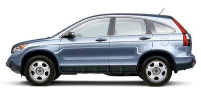 2007 Honda CR-V LX (Silver)