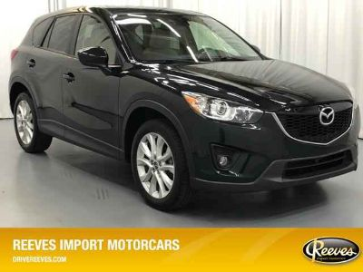 Used 2014 Mazda CX-5 AWD 4dr Auto