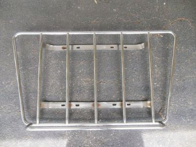 Find Original Amco Style Luggage Rack 1962 on Porsche 356 Large Design Double Vent motorcycle in North Haven, Connecticut, United States, for US $149.99