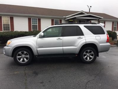 2008 Toyota 4Runner Limited (SILVER)