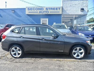 2013 BMW X1 xDrive35i (Charcoal Grey Clearcoat Metallic)