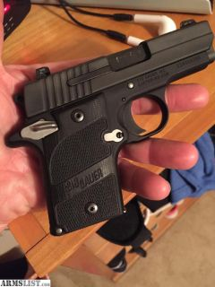 For Sale: Sig Sauer P938 Nightmare