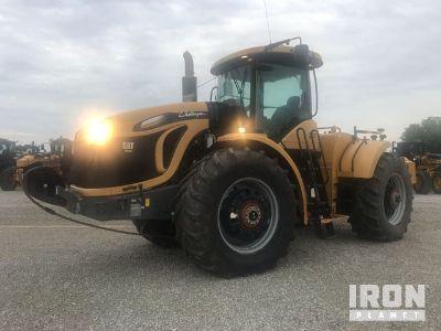 2014 Challenger MT965C Scraper Tractor