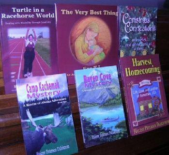 $4.95 Books by Alaska Authors