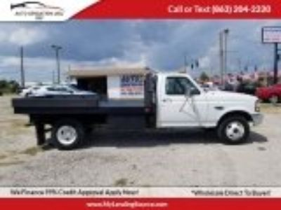 1995 Ford F350 Dually Truck 161wb (White)