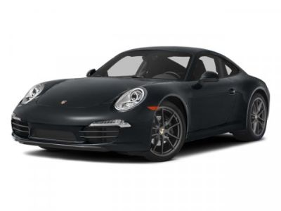 2014 Porsche 911 Carrera (Agate Gray Metallic)