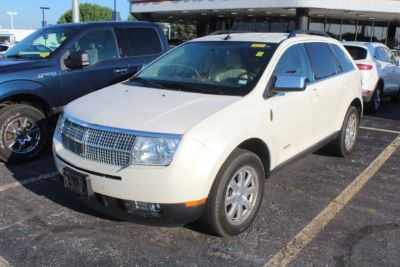 2008 Lincoln MKX Base (White Chocolate Tri-Coat - White)