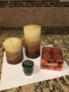 BN candles lot