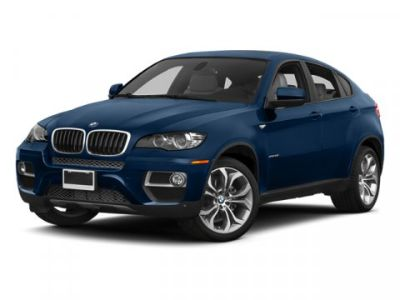 2014 BMW X6 xDrive35i (White)