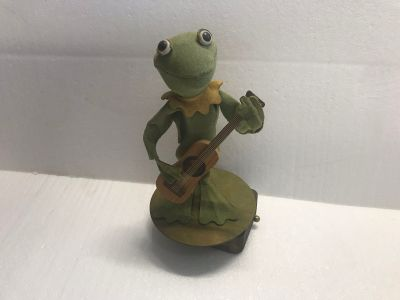 KERMIT MUSIC BOX