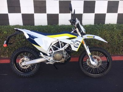 2018 Husqvarna 701 Enduro Dual Purpose Motorcycles Costa Mesa, CA