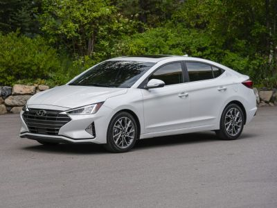 2019 Hyundai Elantra Value Edition (Phantom Black)