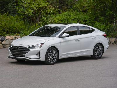 2019 Hyundai Elantra Limited (Phantom Black)