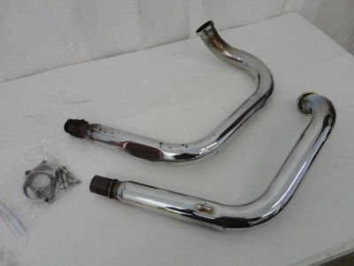 Buy 1986-2010 Suzuki VS800 Intruder Chrome Exhaust Headers 3153 motorcycle in Kittanning, Pennsylvania, US, for US $9.99