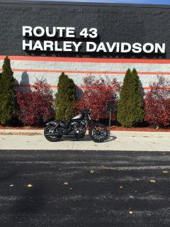 2017 Harley-Davidson Iron 883 Cruiser Motorcycles Sheboygan, WI