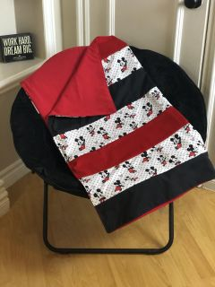 Baby Blanket- Mickey Mouse