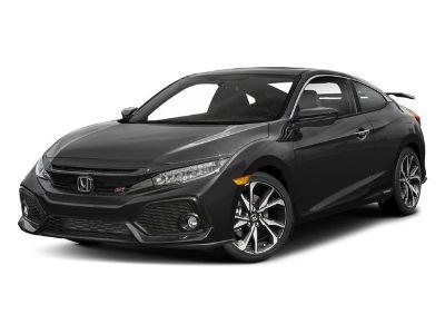 2017 Honda CIVIC COUPE Si (black)