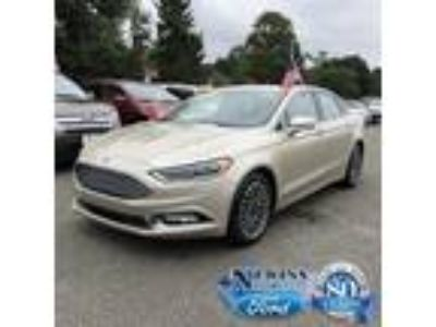 $25345.00 2018 Ford Fusion with 6867 miles!