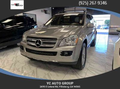 Used 2007 Mercedes-Benz GL-Class for sale