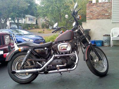 1992 Harley-Davidson SPORTSTER 883 HUGGER