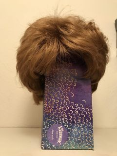 Wig maker in picture lace front