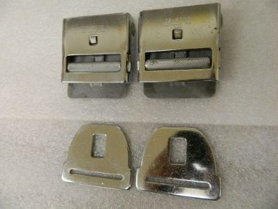 Sell NOS Like GM 1962 Corvette Seat Belts Buckle's Up to Aprox S/N #2000 motorcycle in Shingle Springs, California, United States, for US $795.00