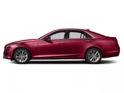 2019 Cadillac CTS 2.0T (Red Obsession Tintcoat)