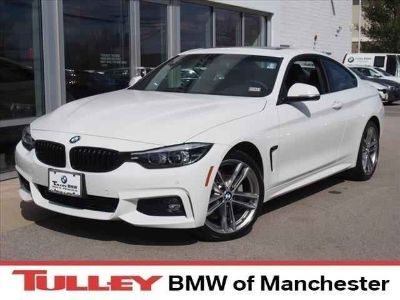 Used 2019 BMW 4 Series Coupe