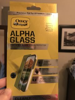 Alpha Glass for Otterbox iPhone 6, 6s, 7 , 8 not plus