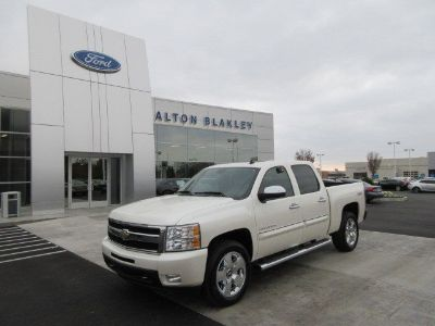 2011 Chevrolet Silverado 1500 LTZ (White Diamond Pearl)