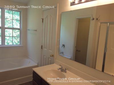 Single-family home Rental - 3889 Tarrant Trace Circle