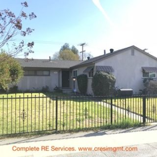 Single family residence for rent in North Pomona