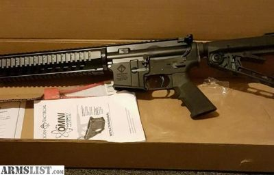 For Sale: American Tactical Omni AR 15