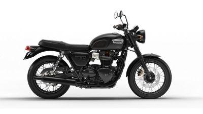 2018 Triumph Bonneville T100 Black Cruiser Motorcycles Depew, NY