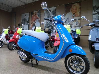 2019 Vespa Primavera 50th Anniversary 50 cc Scooter Downers Grove, IL