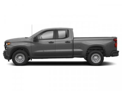 2019 Chevrolet Silverado 1500 Custom (Satin Steel Metallic)