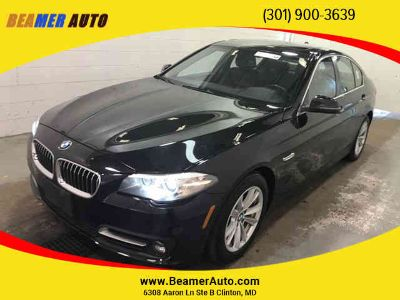 Used 2016 BMW 5 Series for sale