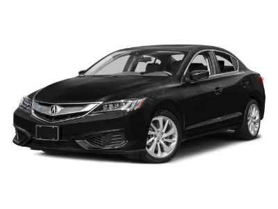2016 Acura ILX 8-Spd AT (Catalina Blue Pearl)