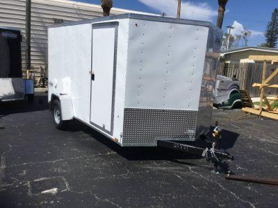 2019 Cargo Express XLW7X12SI2 Cargo Trailers Trailers Fort Pierce, FL