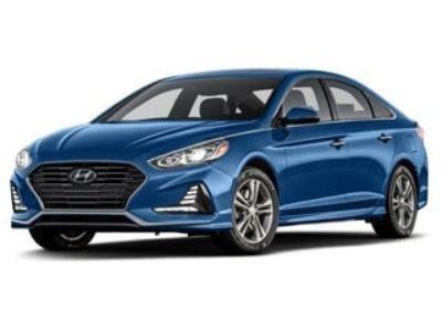 2018 Hyundai Sonata SEL w/SULEV (Vu Blue)