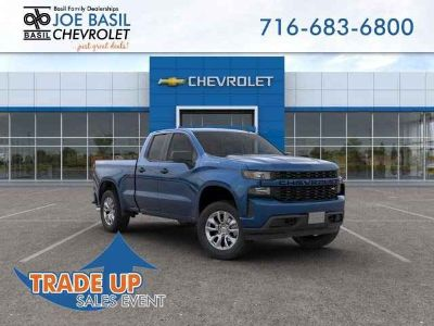 2019 Chevrolet Silverado 1500 Custom Double Cab Pickup