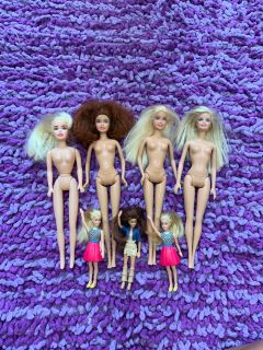 Dolls (price for all)