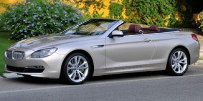 2012 BMW Legend 650i (Black)