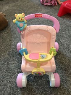 EUC First baby doll stroller