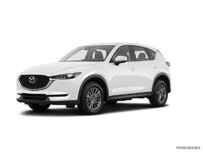 2018 Mazda CX-5 SPORT  AUTO (Snowflake White Pearl Mica)