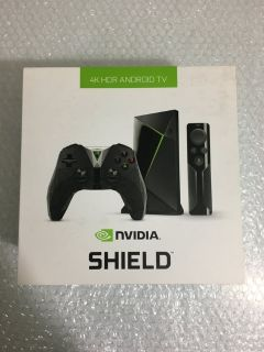 Brand New 4K HDR NVIDIA SHIELD TV, Dolby Atmos ,4K Google Chromecast and Assistant,WIFI,Bluetooth,