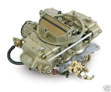 Purchase Holley 0-80555C 650CFM Model 4175 Factory Refurbished motorcycle in Bowling Green, Kentucky, US, for US $299.99