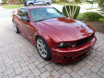 2005 Ford Mustang (Saleen)