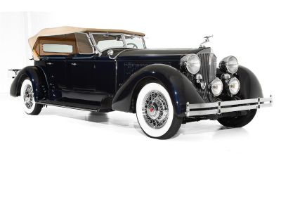 1930 Packard Custom